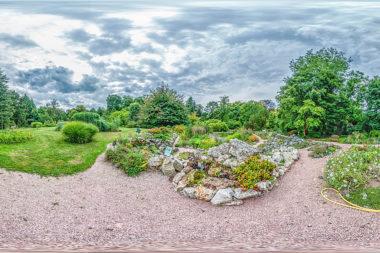 Botanischer Garten Darmstadt - Alpinum