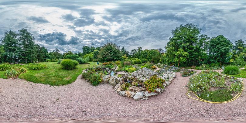 Botanischer Garten Darmstadt - Alpinum - Botanischer Garten