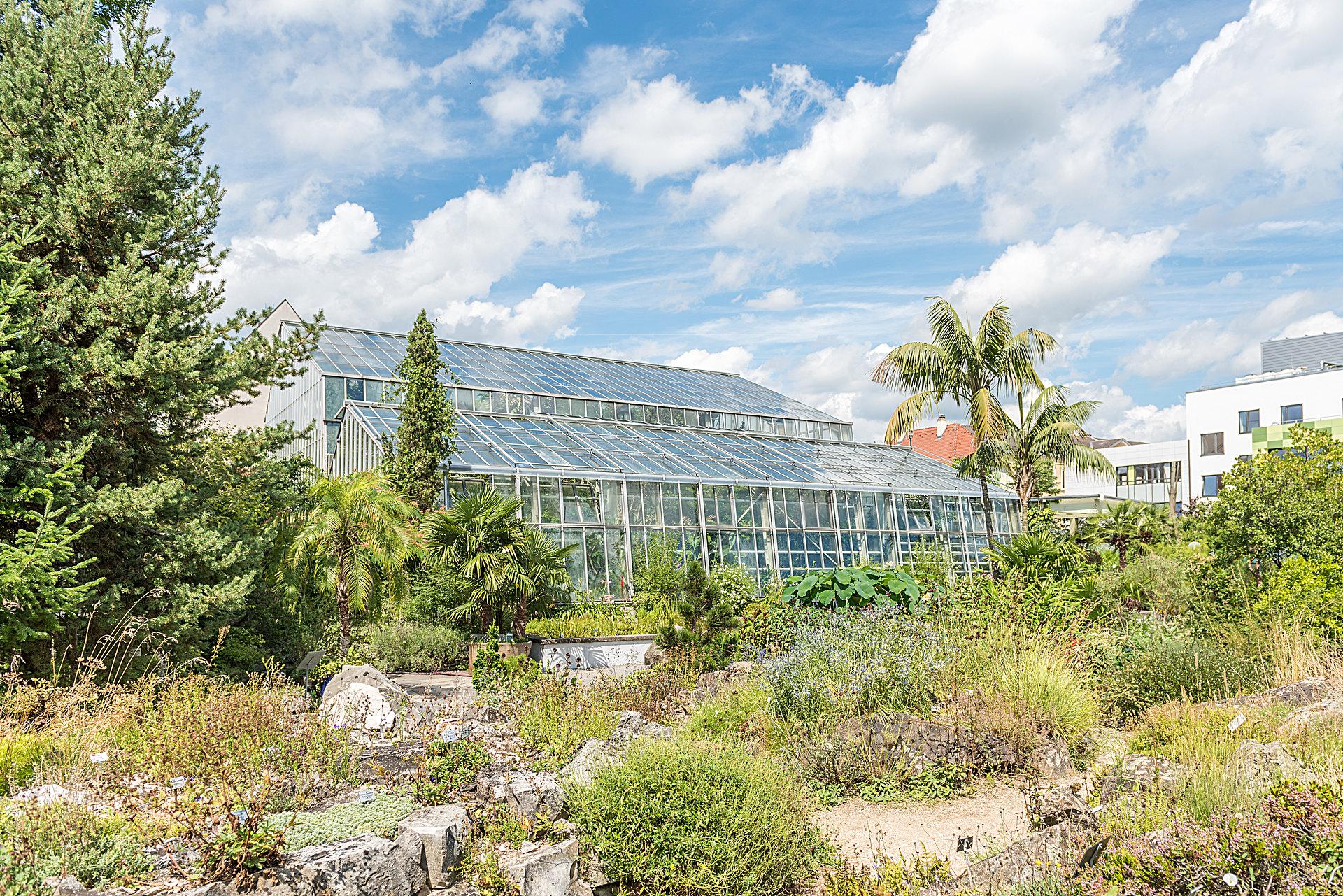 Gartenbau Erlangen erlangen botanische gärten in erlangen