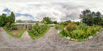 Botanischen Garten der Justus-Liebig-Universität Gießen