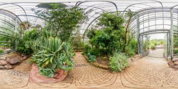 Botanischer Garten Würzburg - Mediterranhaus