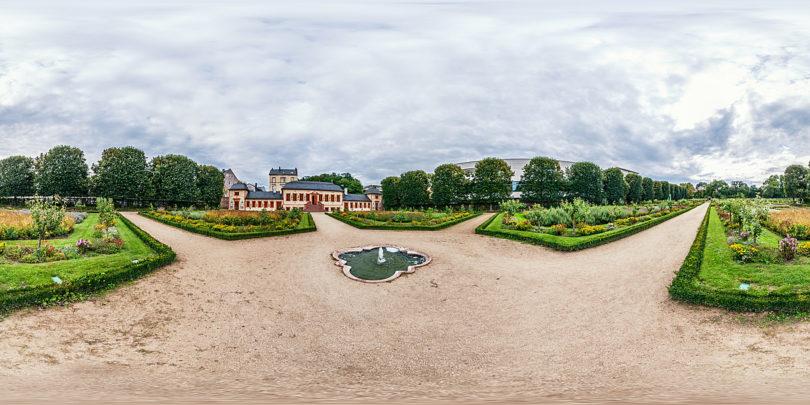 Prinz-Georg-Garten